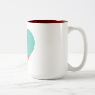 Mug Music To cut the Pulses - RED