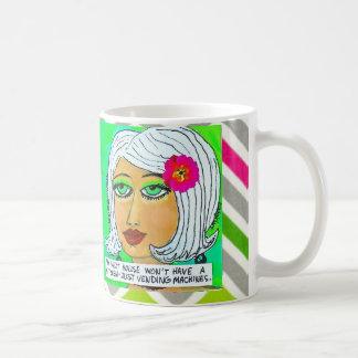 MUG-MY NEXT HOUSE WON'T HAVE A KITCHEN COFFEE MUG