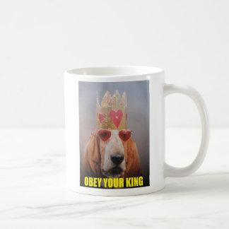 Mug Obey Your King
