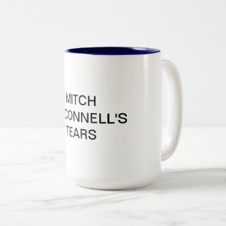 Mug of Mitch McConnell's Tears