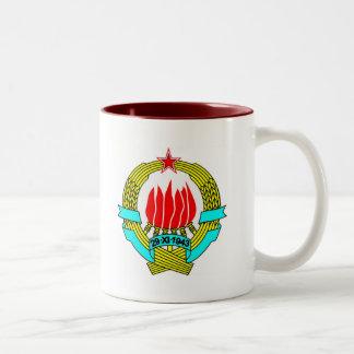 Mug of Yugoslavia
