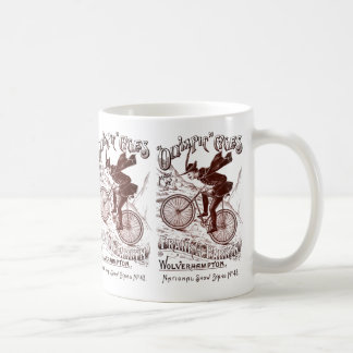 Mug:  Olympic Cycles Vintage Image Coffee Mug