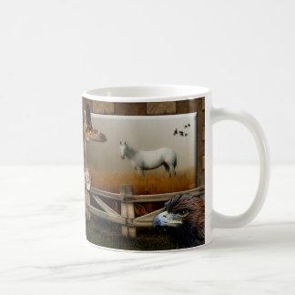 Mug or wild Natural cup