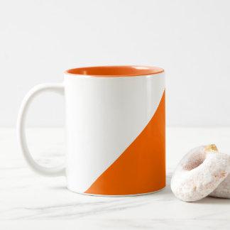 Mug - Orienteering logo