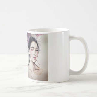Mug Original Korea Design Victoria Nell Watercolor