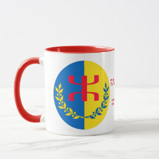 Mug packs Kabylian flag