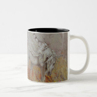 Mug - Pegasus Wildflower Field