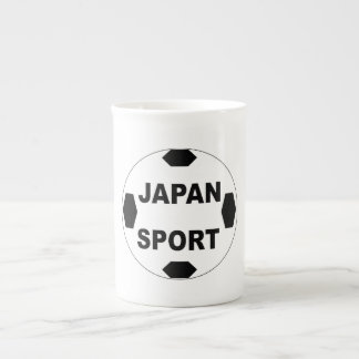 MUG PORCELAIN   JAPAN SPORT