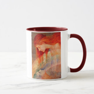 Mug print 'Love's Testament' Oil on Canvas, 1898