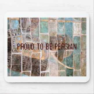 MUG, PROUD TO BE PERSIAN MOUSE PAD
