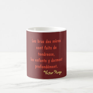 mug quotation Victor Hugo