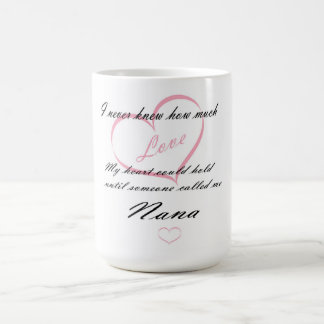 Mug/Quote Nana Coffee Mug