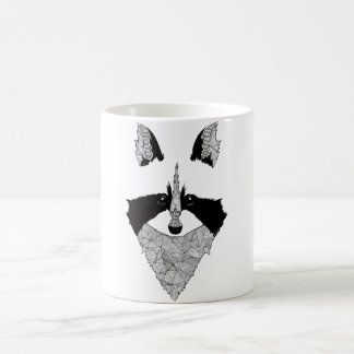 Mug raccoon Mug raccoon