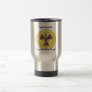 Mug Radiology with name