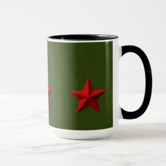 Mug - Red Star