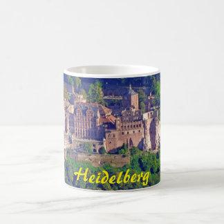 Mug: Romantic Heidelberg Castle Coffee Mug