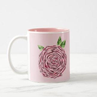 Mug Rosa Vitral