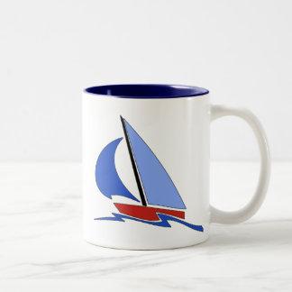Mug - Sailboat