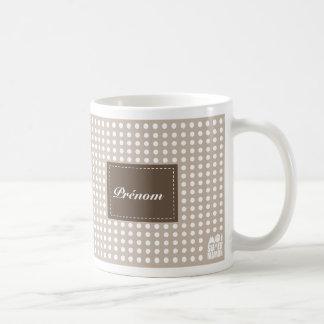 Mug sands to personalize - Me Super Mom