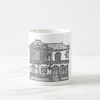 Mug São Paulo Large house