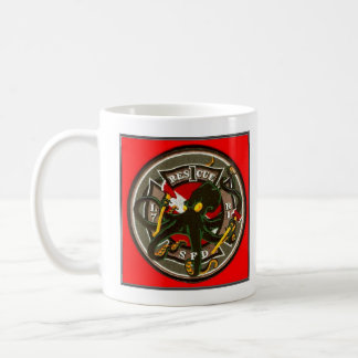 Mug - Seattle Fire Department