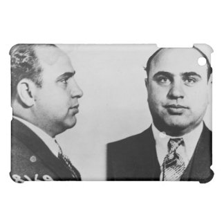 Mug Shot of Chicago Gangster Alphonse Capone 1931 Case For The iPad Mini