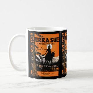 MUG ~ SIERRA SUE ~ SONG OF THE HILLS ~ COWGIRLS