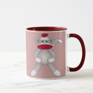 Mug Singe de chaussette