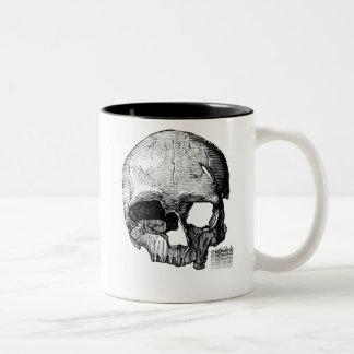 Mug Skull Creativity