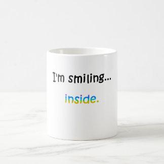 Mug Smiling inside