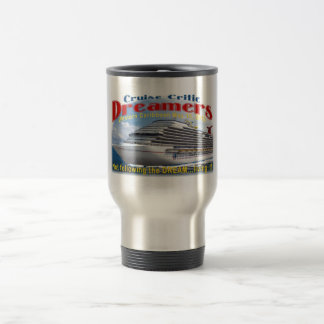 Mug Stainless Steel Logo Small