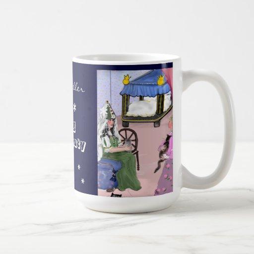 Mug Storyteller :Sleeping  Beauty