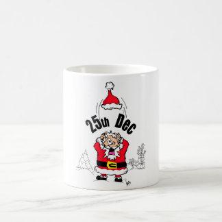 Mug Stressed Noel Christmas 2015