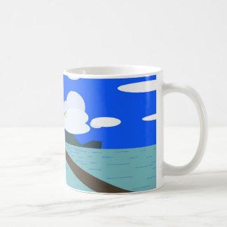 Mug sunny beach