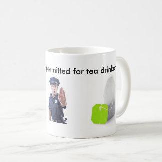 Mug - Tea drinkers only!