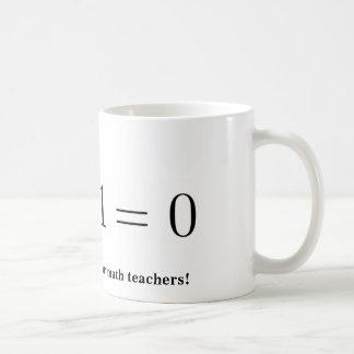 Mug: Thank your math teacher Coffee Mug
