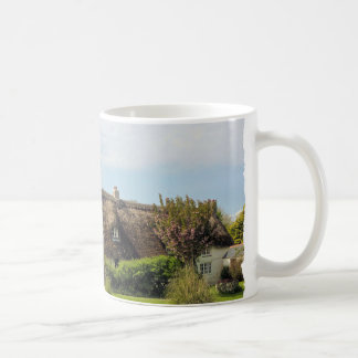 MUG - Thatched cottage Cornwall UK
