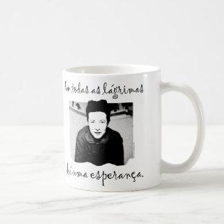 Mug the Hope of Simone de Beauvoir