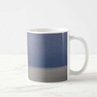 Mug: The Lonely Sail Boat On The Sea Coffee Mug