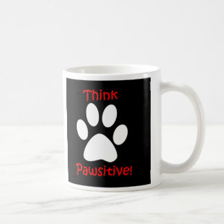 Mug - Think Pawsitive