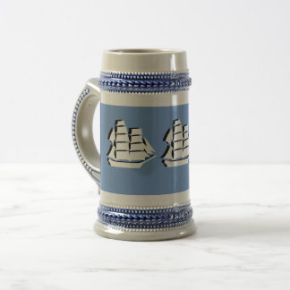 Mug - Three Sailing Ships