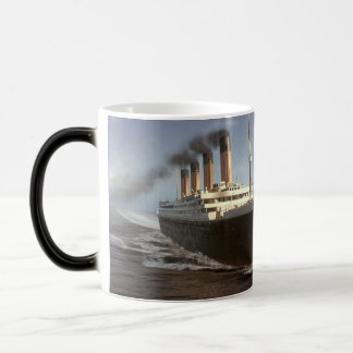 Mug - Titanic route to New York
