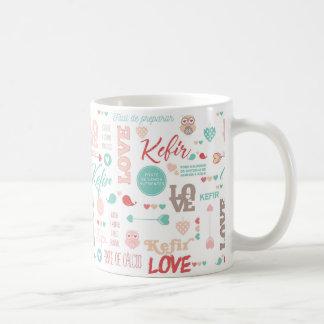 Mug to be taken to kefir