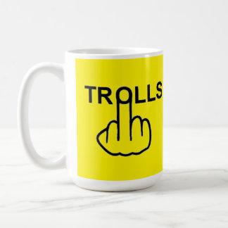 Mug Trolls Flip