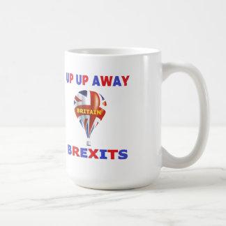 Mug Up Up Away Britain Brexits
