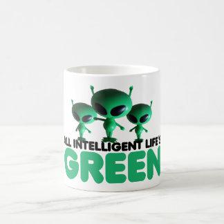 Mug Vert humoristique
