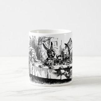 Mug Vintage illustration Alice in Wonderland