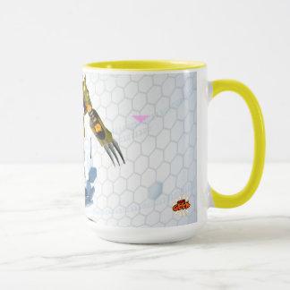 Mug Wargreymon Shinka 444ml