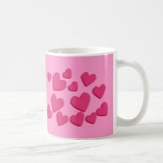 Mug - Wavy Hearts