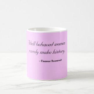 Mug - well behaved women